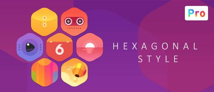 Hexagonal Stlye