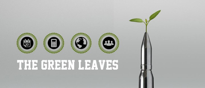 The Green Leave