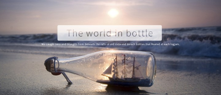 The World in Bottle