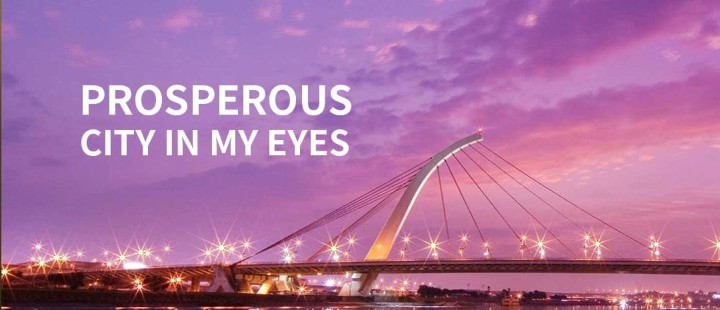 Prosperous City in My Eye