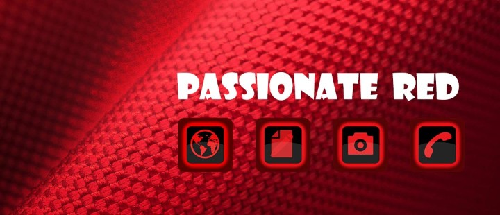 Passionate  Red