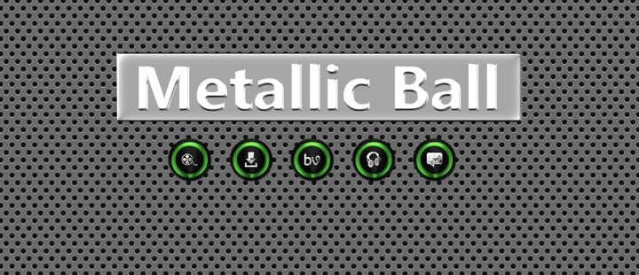 Metallic Ball