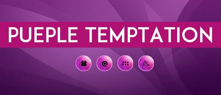 Purple Temptation