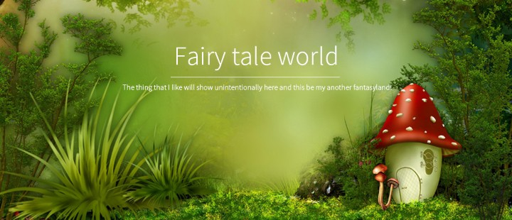 Fairy tale world