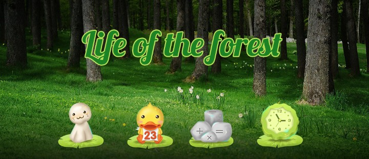Life of the forest
