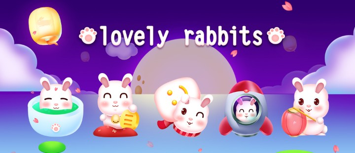 Lovely Rabbits