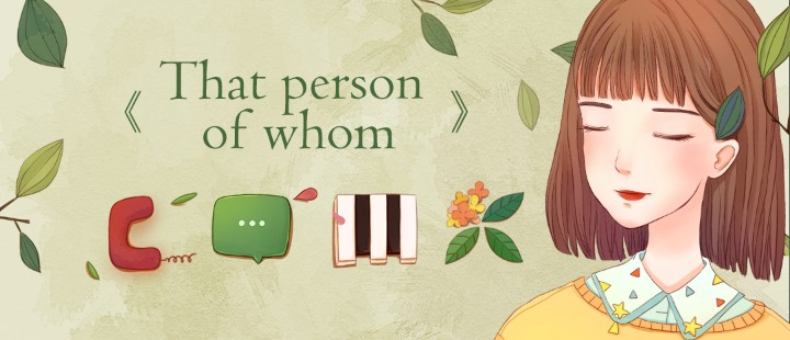that person of whom