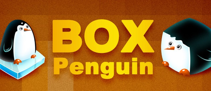 Box Penguin