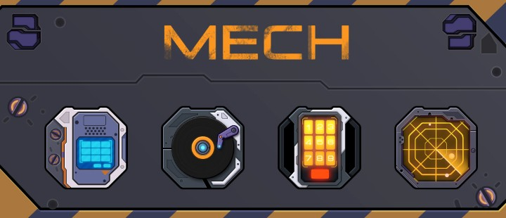 Mental Mech Door
