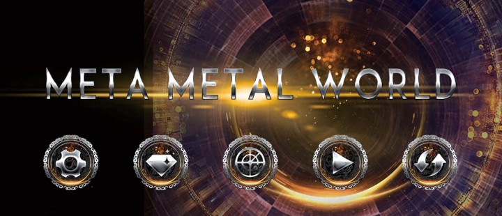 Meta Metal World