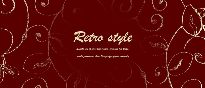 Fashion Retro Style