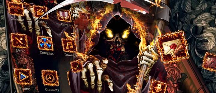 Flames Hell Moloch